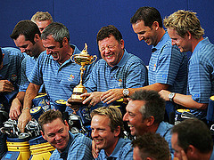 Ryder Cup 2006 at The K Club