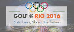 Guest Post: Rio welcomes golf back into the Olympics [infographic]
